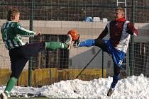 Dynamo Nelahozeves - Meteor Praha junioři