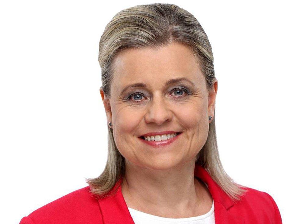 Veronika Vrecionová.