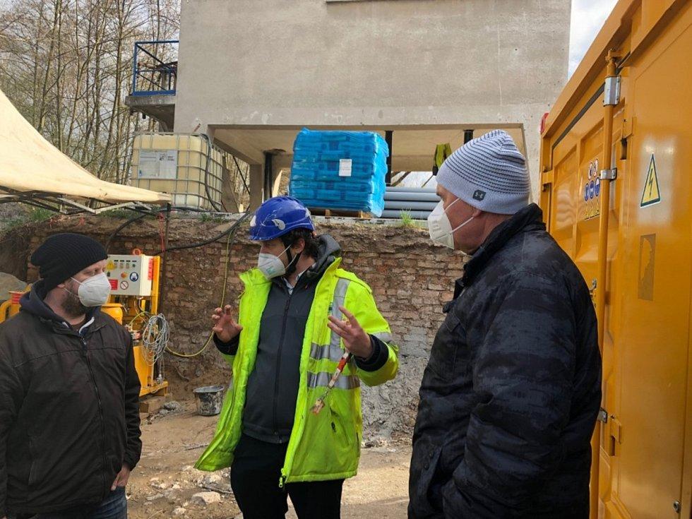 Na Mělnicku vzniká nový vodovod, zásobovat bude i Kladensko a část Prahy.