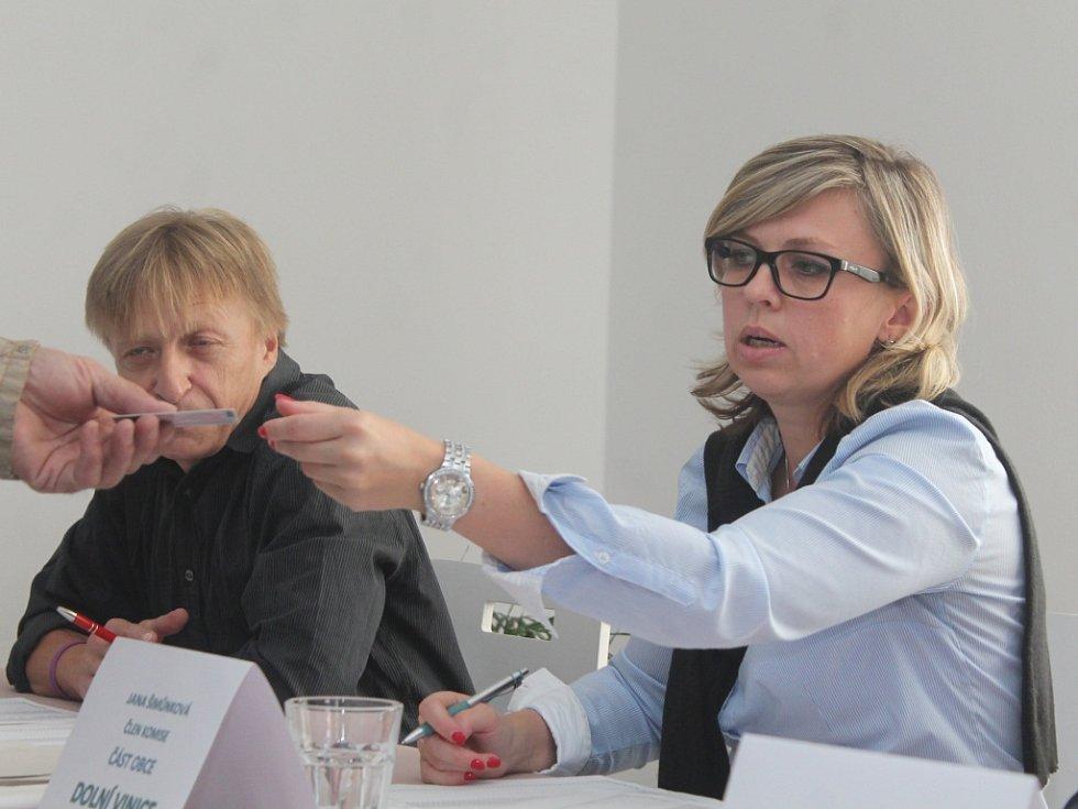 Volby 2016 ve Klích.