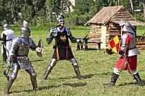 Bitva o Mělník aneb Třetí bitva vinařů mělnických, 3. srpna 2013.