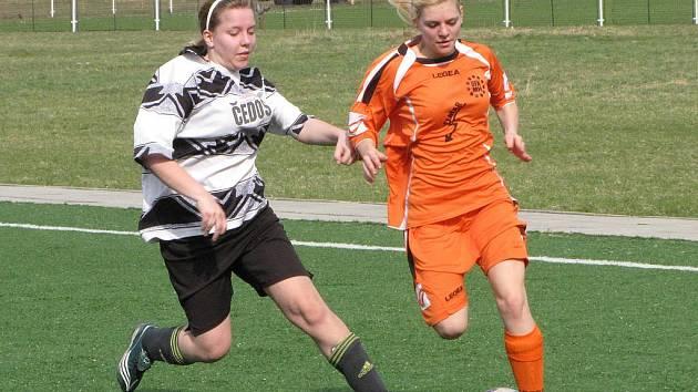 III. liga žen: FC Mělník - Mnichovo Hradiště