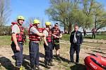 Beřkovičtí hasiči se podílejí na akcích pořádaných obcí a  sami akce pořádají.