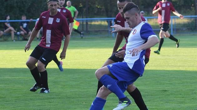 AGRO CS Pohár SKFS, 2. kolo: FK Kralupy 1901 - Pšovka Mělník (3:1)