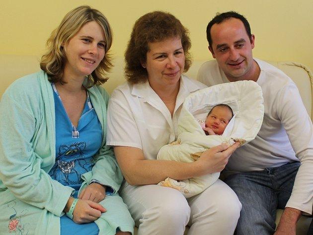 Helclovi s primářkou mělnického gynekologicko porodnického oddělení Márií Procházkovou.