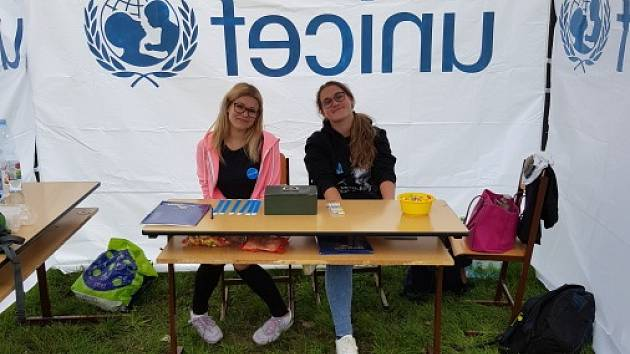 Běh pro UNICEF pomohl dětem v nouzi.