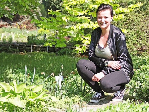Petra Zdanovcová strávila tříměsíční praxi ve Švýcarsku.