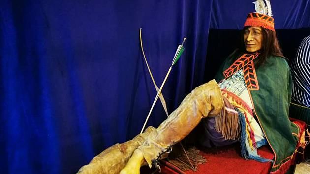Na mělnickém zámku bude od pondělí 20. ledna k vidění zajímavá výstava s názvem Lidé z vosku.