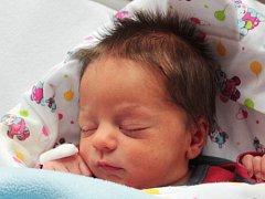 Natálie Kulhánková se rodičům Marii Kulhánkové a Honzu Čvančarovi z Neratovic narodila v neratovické porodnici 22. prosince 2015.