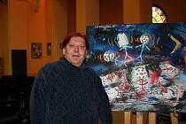Malíř Miloslav Chreňo