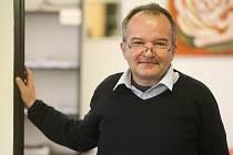 Dalibor Státník, ředitel archivu v Mělníku
