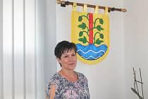 Starostka Vojkovic Jana Koberová.