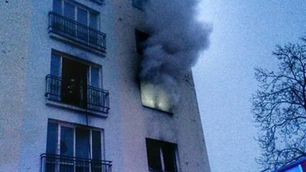 V kralupském hotelu Adriana hořelo.