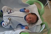 JAKUB KODET se rodičům Stanislavě Šarajové a Jakubu Kodetovi z Mělníka narodil 28. března 2018 v mělnické porodnici, měřil 50 cm a vážil 3,26 kg. Doma se na něj těší 2letá Kristínka.