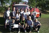 Úžičtí dobrovolníci se účastní až osmi soutěží v požárním sportu ročně.