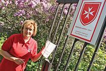 Dobrovolnický program má v mělnickém centru na starosti Marcela Brodilová.