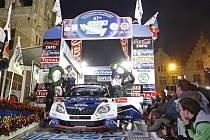 Freddy Loix se po vítězství na Ypres Rally pokusí zabodovat na Rally Bohemia.