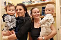 Maminky, které chodí do Kašpárku, se dozvěděly, jak rodinné centrum funguje a jak se mohou i ony aktivně zapojit.