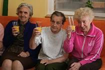 Mělnické centrum seniorů otevřelo třetí oddělení Vážka pro klienty s demencí