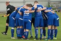 Fotbalisté FK Pšovka Mělník - ilustrační foto
