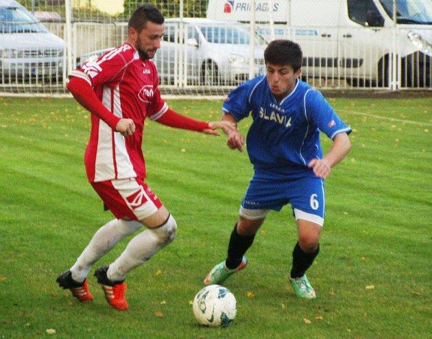 Velký Borek - FC Mělník 0:2