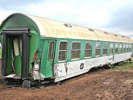 I výpravčí může za vykolejený vlak.
