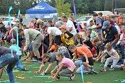 Sportovní festival přilákal dvě tisícovky účastníků