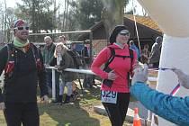 Borecký půlmaraton 2015.