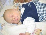 Václav Krejčík se rodičům Lence a Zdenovi z Neratovic narodil 30. června 2008, vážil 3,45 kg a měřil 50 cm.