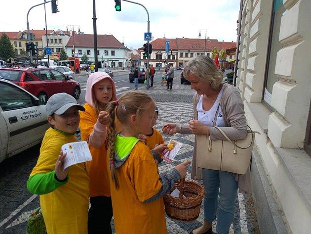 Ve středu 16. května se konal Český den proti rakovině.