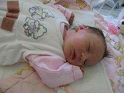 Andrea Prejzová se rodičům Andree a Zdeňkovi z Řepína narodila 2. července 2008, vážila 3,15 kg a měřila 50 cm.
