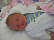 Eliška Semelková se rodičům Aleně a Michalovi ze Všetat narodila 29. června 2008, vážila 3,35 kg a měřila 49 cm.