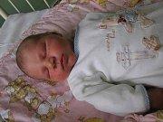 Anna Slavíková se rodičům Zuzaně a Michalovi z Libiše narodila 27. června 2008, vážila 3,50 kg a měřila 48 cm. Na sestřičku se těší 15měsíční Martin.