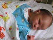 Ondřej Veselý se rodičům Iloně a Tomášovi z Neratovic narodil 27. června 2008, vážil 3,45 kg a měřil 50 cm. Na brášku se těší 9letý Jakub a 5letý Matěj.