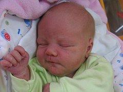 Klára Krištofová se rodičům Jitce a Davidovi z Mělníka narodila v mělnické porodnici 16. ledna 2017, vážila 3,22 kg a měřila 50 cm. Na sestřičku se těší 4letá Natálka.