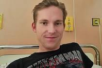 Dominik Zdržálek se zotavuje z dalšího zranění.