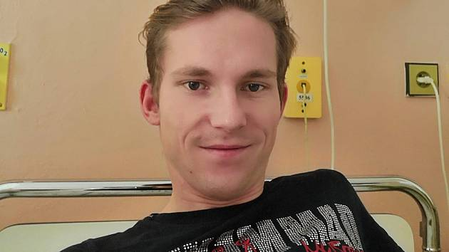 Dominik Zdržálek absolvoval operaci kolena.