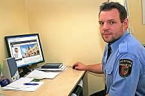 O AKTUÁLNOST webu se stará preventista mělnické městské policie Petr Limprecht.