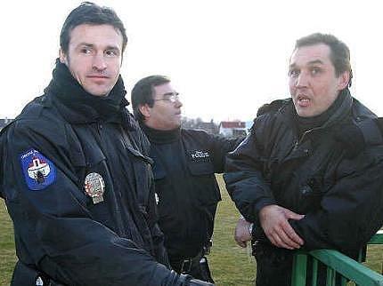 Střážníci z Měšic jsou v Kojeticích od února.