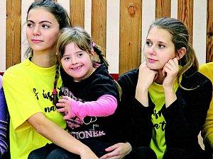 Charitativní volejbalový turnaj mělnických gymnazistů