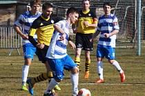 Sokol Libiš - FK Litol (3:2); 16. kolo divize B; 7. března 2015