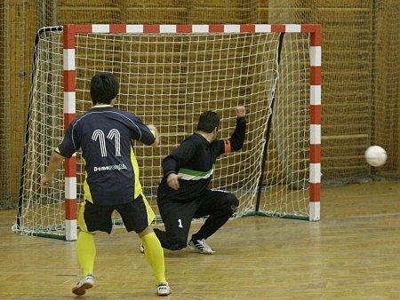 Olympik Mělník B - Celtic Kladno 5-5