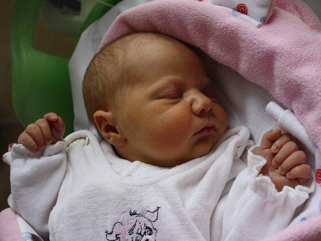Darja Sulovská se rodičům Dominice Duškové a Michalovi Sulovskému ze Strážnice narodila v mělnické porodnici 24. ledna 2017, vážila 3,56 kg a měřila 51 cm.