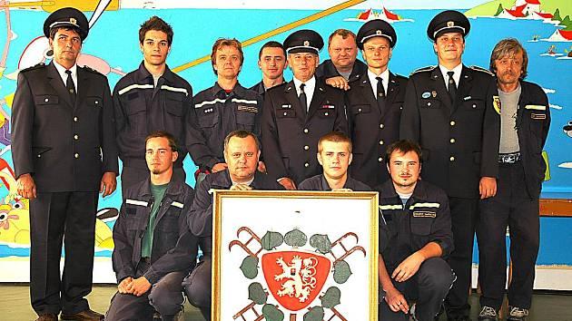 Jednotka dobrovolných hasičů Minice