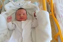 Samuel Prchal, Brozany nad Ohří. Narodil se 16. 4. 2019, po porodu vážil 3520 g a měřil 50 cm. Rodiče jsou Matěj Prchal a Iva Křížová.