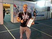 Zdeněk Holeček je držitelem českého rekordu.