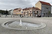 Nově zrekonstruované Palackého náměstí bude slavnostně otevřeno 12. listopadu.