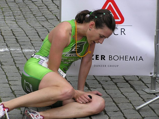 Z 11. ročníku Mělnického triatlonu