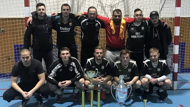 1. místo - Božkov team