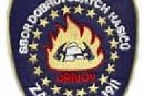 Znak SDH Dřínov